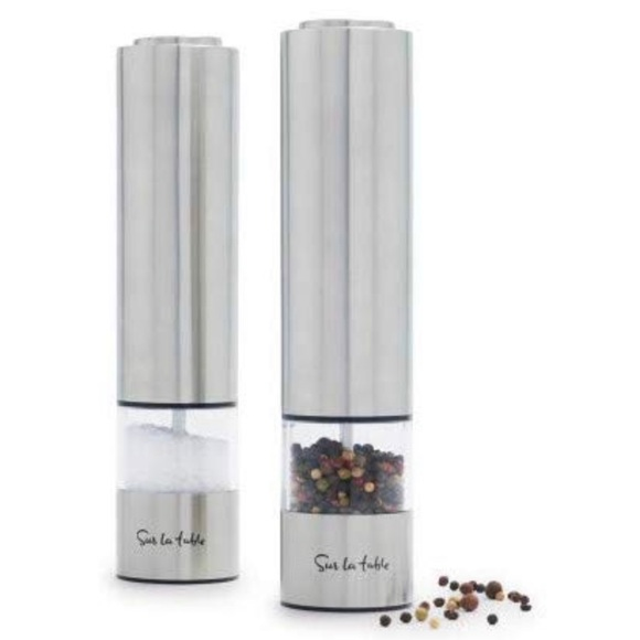 Sur La Table Other - Electric Salt and Pepper Grinders